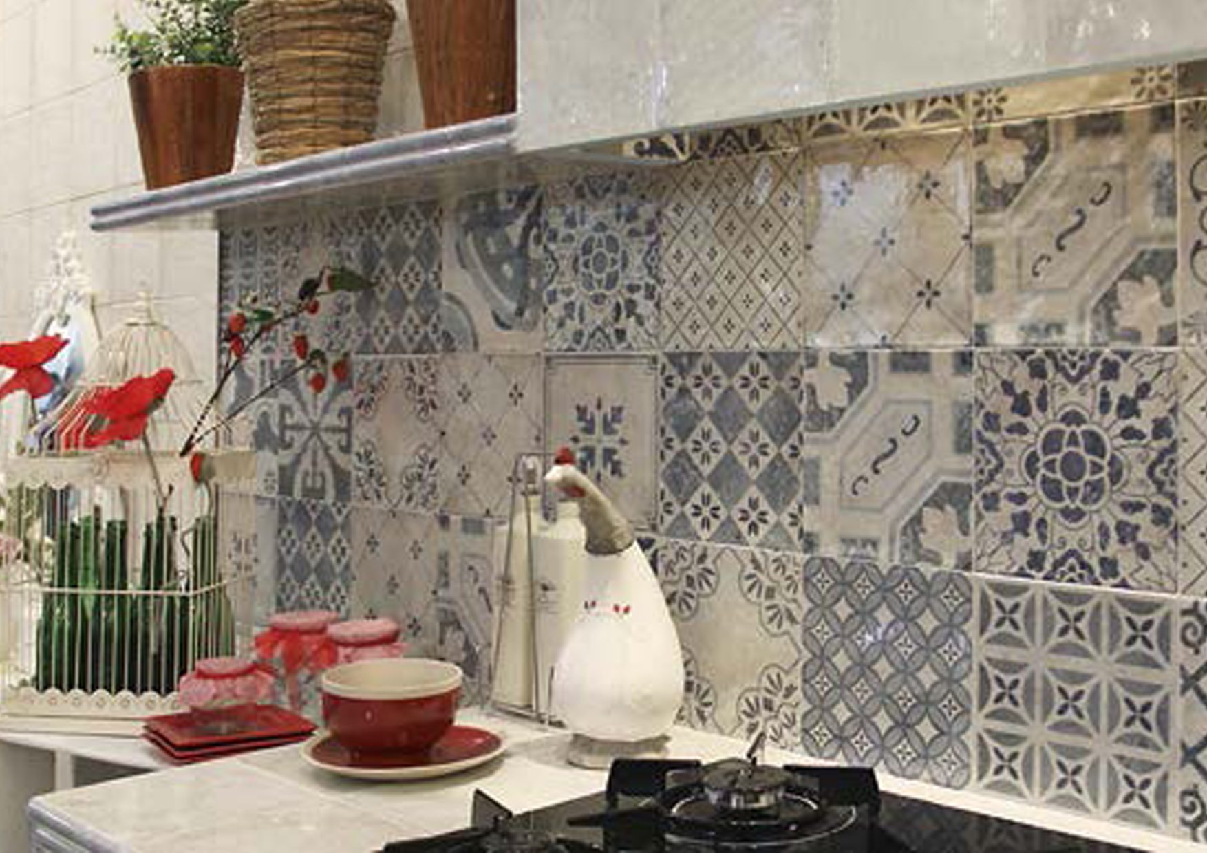 Azulejos rusticos para patios beautiful flooring kitchen for Azulejos para patios exteriores