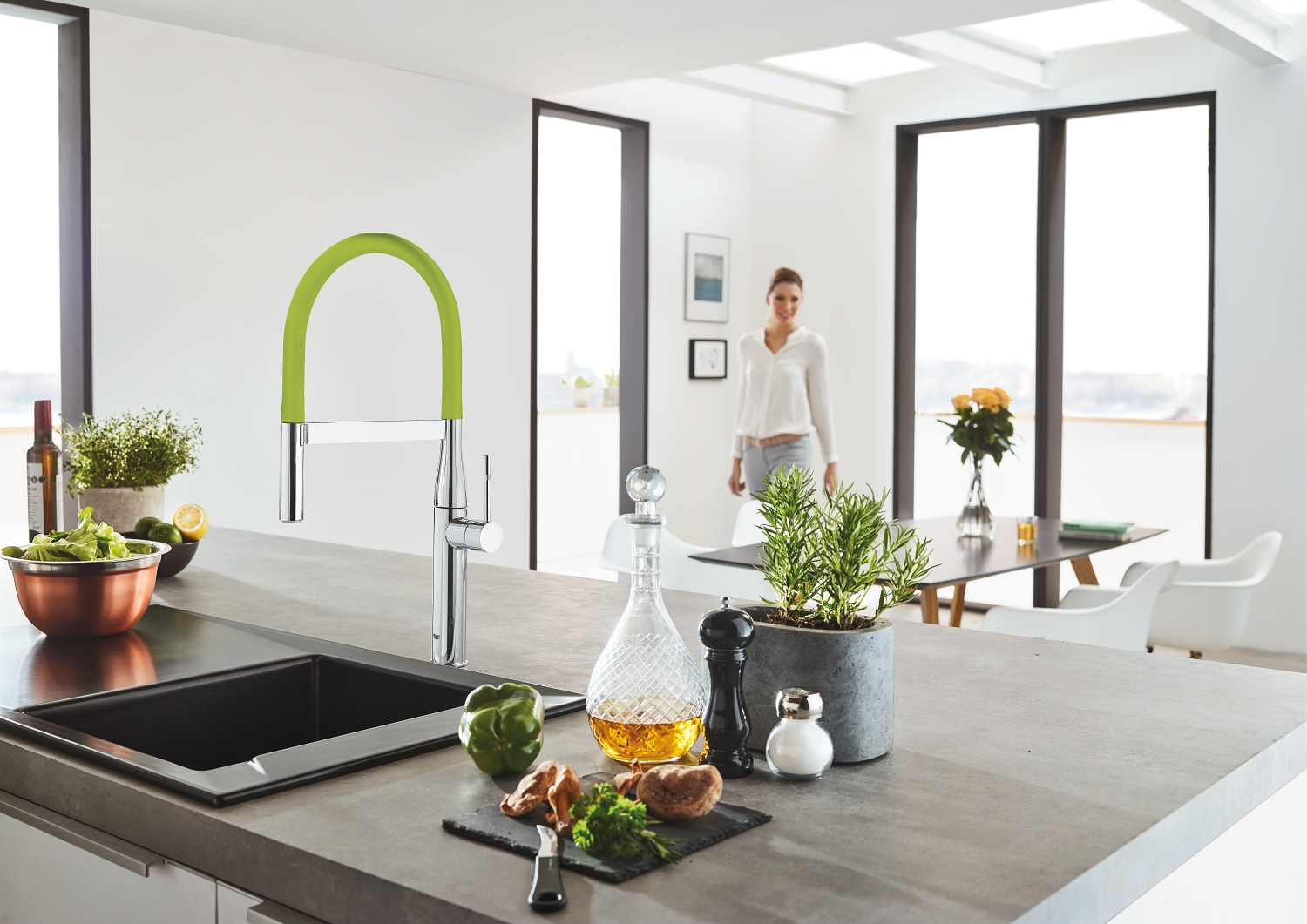 Grifo color Grohe